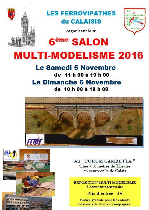 6ème Salon Multi-Modélisme