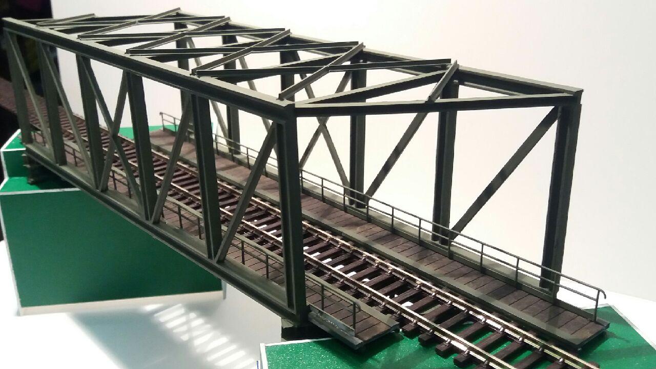 Le pont de Sennon-Sur-Lys.