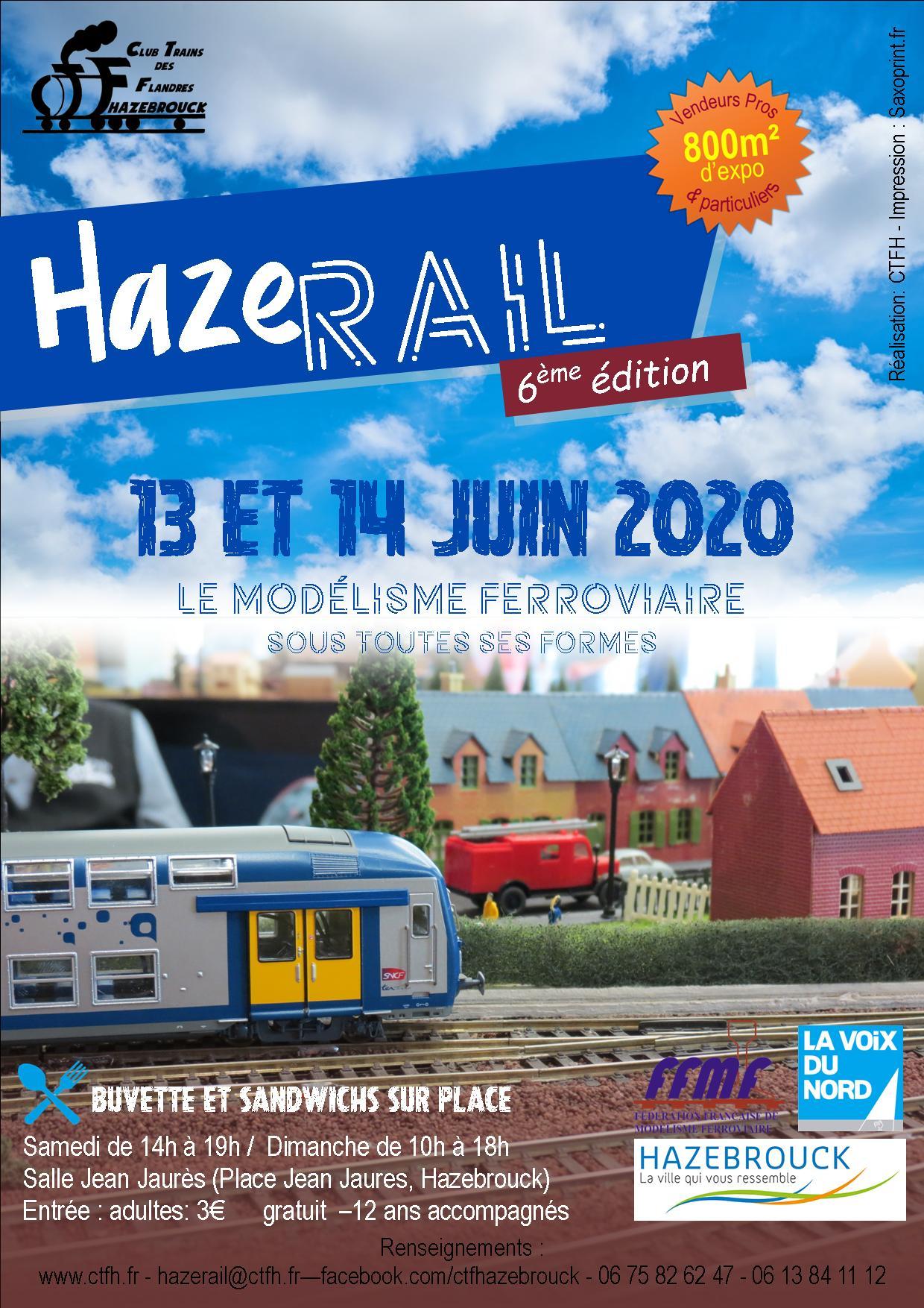HAZERAIL 2020